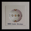 Golden Line wall socket
